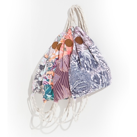 Assorted Drawstring Bags