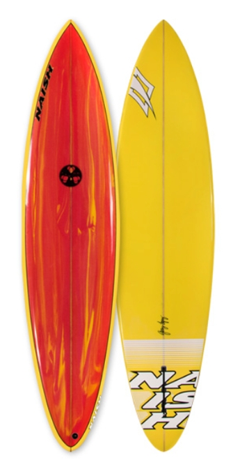 Gerry Lopez Retro Single Fin 7'6