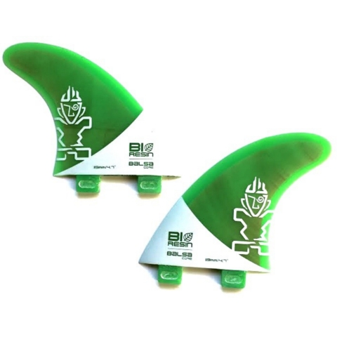 Balsa Core M4.7 Bio Resin SUP Fin