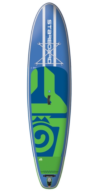 2018 Starboard Inflatable Blend Zen SUP