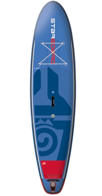2018 Starboard Inflatable Blend Deluxe DC SUP