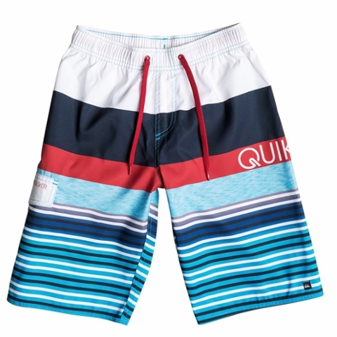 Lean and Mean Volley Boardshorts