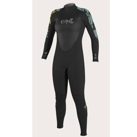 WOMENS EPIC 3/2 FULL WETSUIT