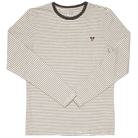 Lance L/S Striped Knit