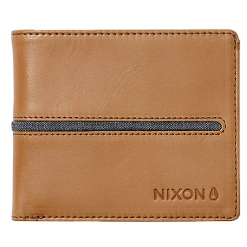 COASTAL SATELLITE BI-FOLD ID COIN WALLET