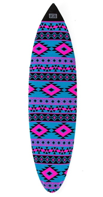 Shortboard Aztec Surfboard Sox