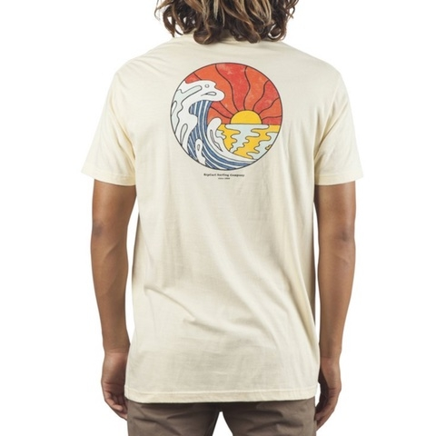 Rays & Waves Heritage Tee