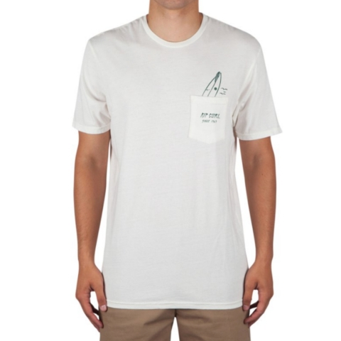 ANGLES HERITAGE POCKET TEE
