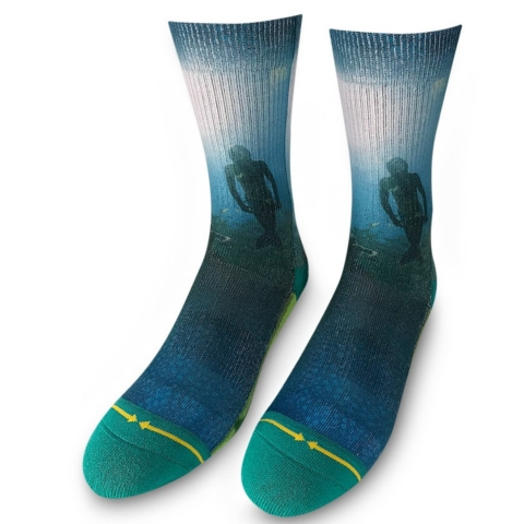Young Mermaids Socks