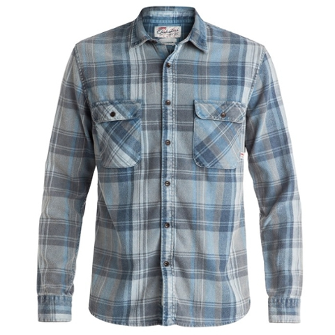 Happy Flannel Long Sleeve Shirt
