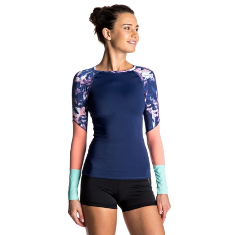 Keep It ROXY Long Sleeve Rashguard