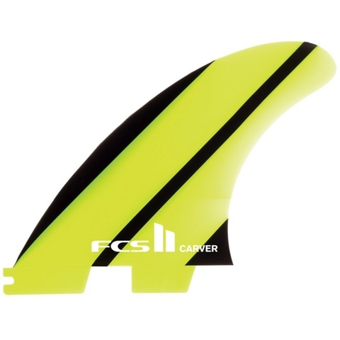 FCS II Carver Neo Glass Tri Quad Fins
