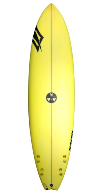 Gerry Lopez 6'4 Shortboard
