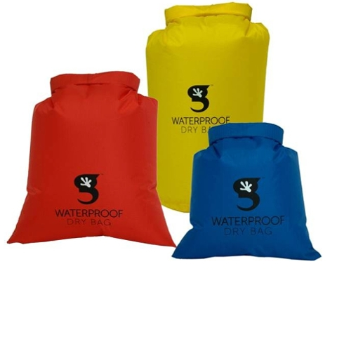 3 Pack Compression Dry Bags