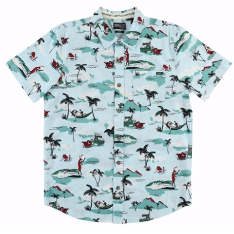 Haole Days S/S Shirt