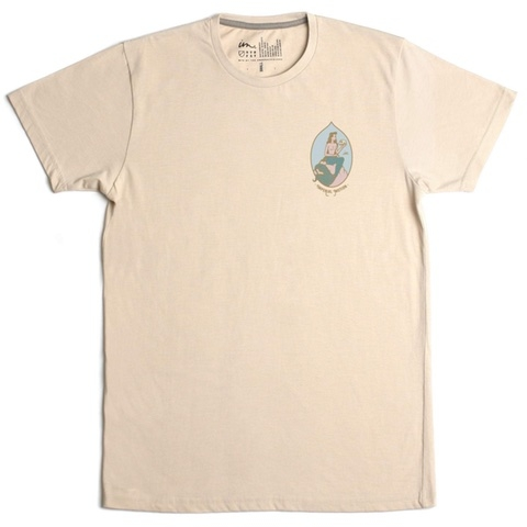 Mermaid Drop Premium Tee