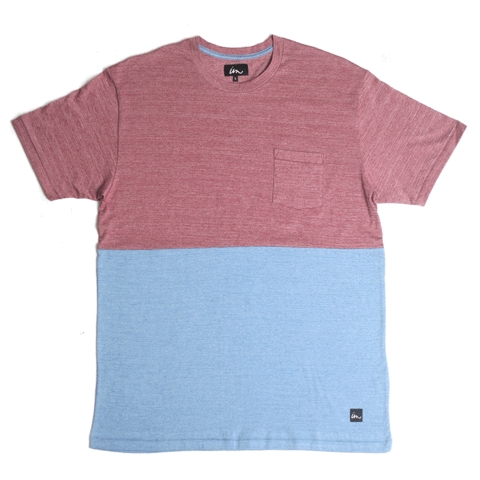 PARTICLE POCKET T-SHIRT