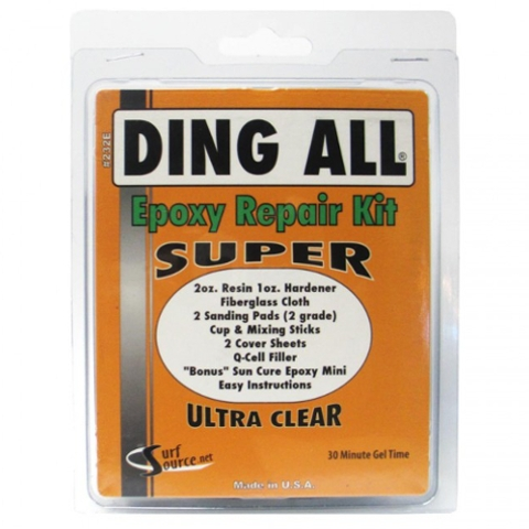 Ding All Super Epoxy Kit