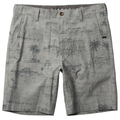 Global Stoke 19in Walkshort