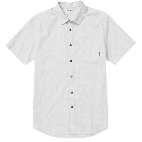 Sundays Mini Printed Short Sleeve Shirt