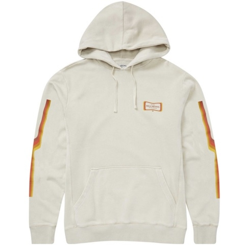 Wave Washed Graphic Hoodie