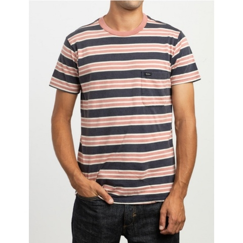 Lucas Stripe Knit T-Shirt