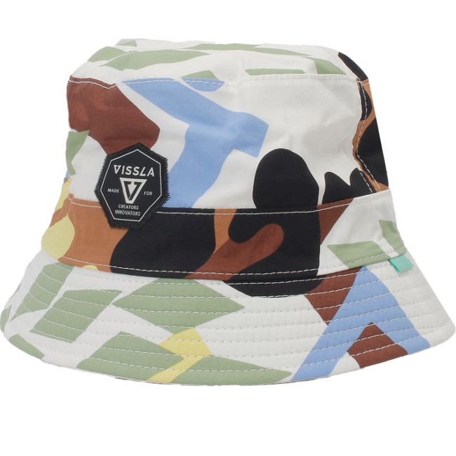 Cutup Bucket Hat