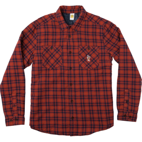 TOY MACHINE THICKNESS LONG SLEEVE SHIRT JACKET