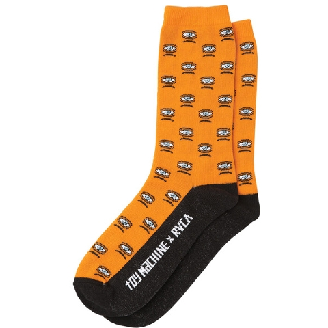TOY MACHINE CREW SOCKS