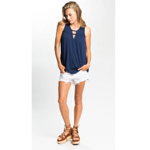 Cyrus Sleeveless Top