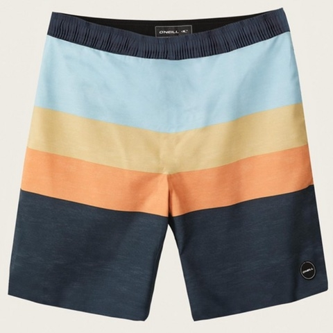 Boys Four Square Volley Boardshorts
