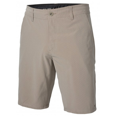 Loaded Check Hybrid Shorts