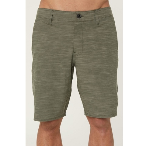 Locked Slub Hybrid Short