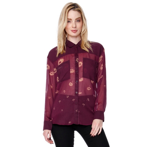 Ani Long Sleeve Top