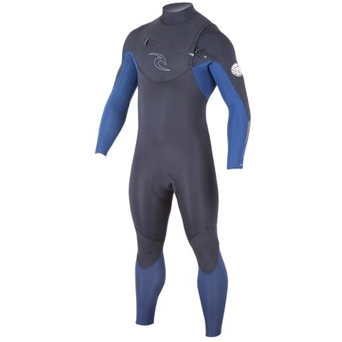 DAWN PATROL C/Z 4/3mm Full Suit