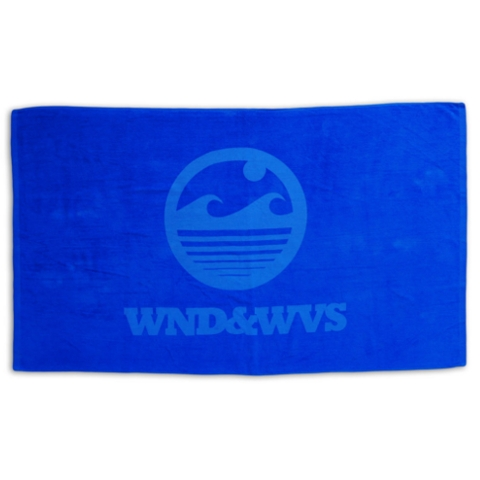 WND&WVS Beach Towel