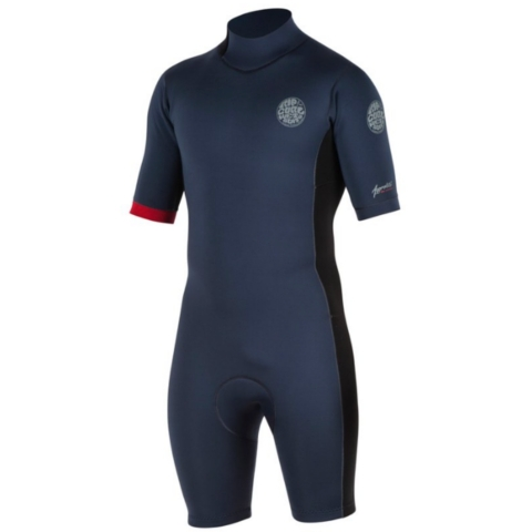 Aggrolite 2mm Back Zip Springsuit