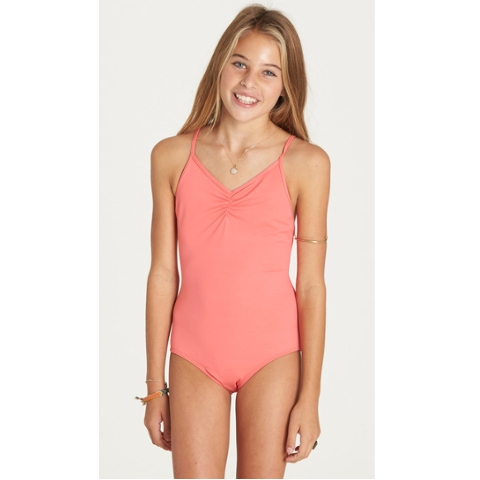 GIRLS SOL SEARCHER ONE PIECE SWIMSUIT