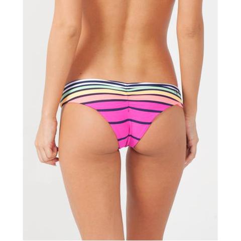 Rip Curl Radiance Booty Brief Bikini Bottom