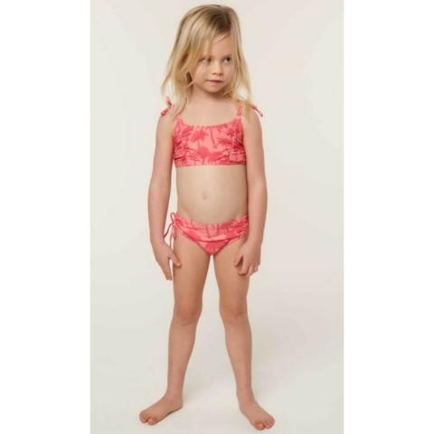 1f70d493389 O'Neill Little Girls Palm Swim Set