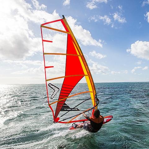2018 Severne Convert 6 7 Windsurfing Sail