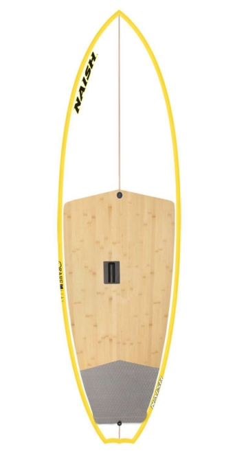 2017 Naish Mad Dog 8'6 Barebones