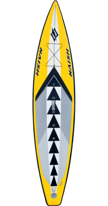 2017 Naish ONE inflatable 12'6