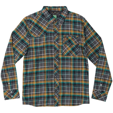 Crater Flannel
