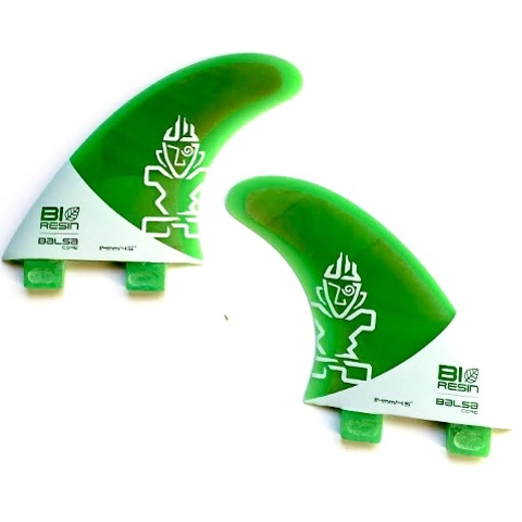 Balsa Core M4.5 Bio Resin SUP Fin