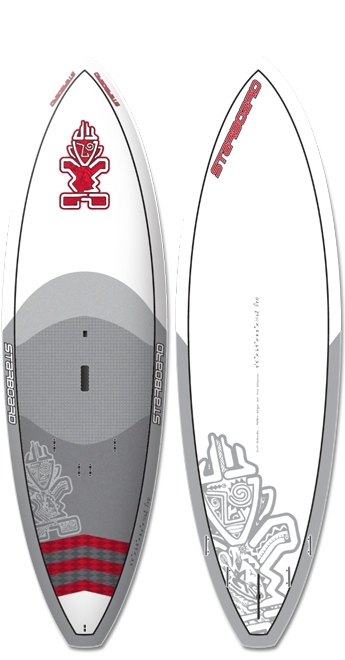 2013 Starboard 8'5 Pro Silver