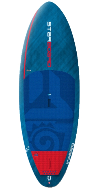 2017 Starboard WIDE POINT FOIL BOARD