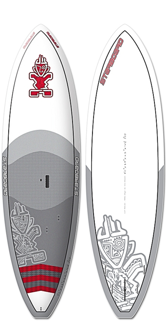 2013 Starboard 9'0 Pro Silver