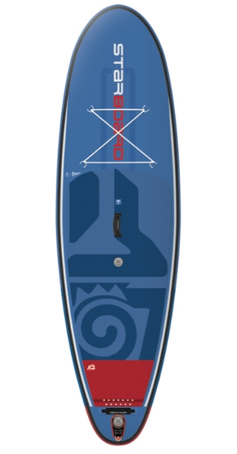 2018 Starboard Inflatable Whopper Deluxe DC SUP