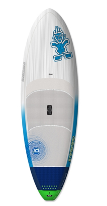 2015 Starboard Wide Point 8'10 Brushed Carbon